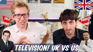 Download Television! British VS American | Evan Edinger & Jay Foreman Video
