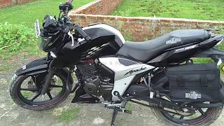TVS APACHE RTR 160 4V PROBLEMS||कितनी PROBLEMS आ