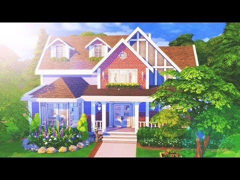 The Sims 4: Speed Build | Large Family Home