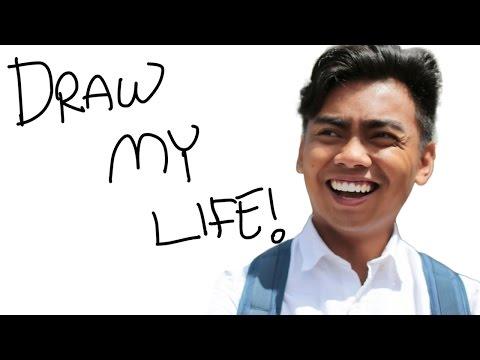 DRAW MY LIFE - ROI WASSABI