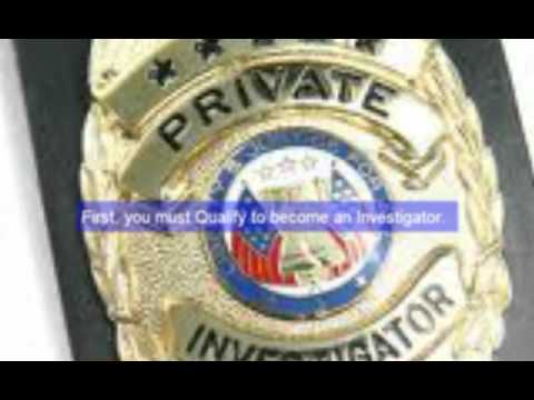 Private Detective Training Online | Take Online Private Detective Training