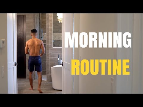7 Secrets To Get Ready Faster and Look Sexier | Ultimate Men's Morning Routine