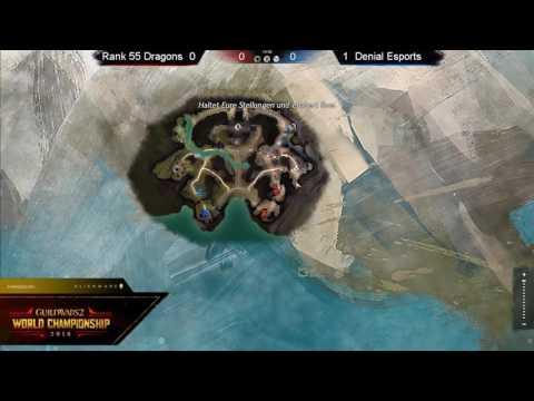 Guild Wars 2 Weltmeisterschaft - Rank 55 vs. Denial [Halbfinale]