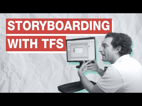 TFS Storyboarding tools in PowerPoint -- Interview with Justin Marks