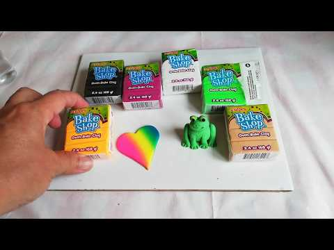 Sculpey Bake Shop (Kids' Polymer Clay) Review