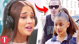 The Tragic Story Of Ariana Grande's Past Relationships