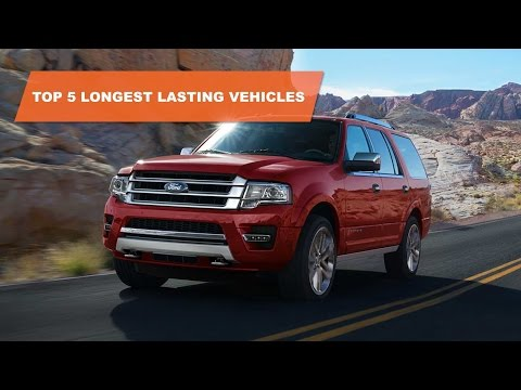 Top 5 Longest Lasting Vehicles