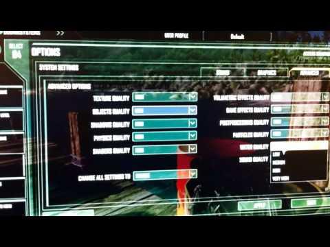 Crysis Quality tests LOWvsHIGH Hp envy 17