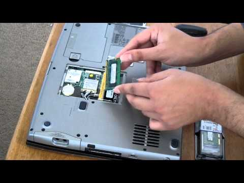 Memory ram upgrade of Dell Latitude D520 Laptop Computer, DDR2 667MHz PC2-5300 200pin SODIMM Memory