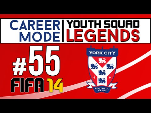 PS4 | FIFA 14 Career Mode | Youth Squad Legends 4 | Ep. 55