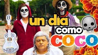 Un dia como los personajes de COCO (CONCURSO) / Memo Aponte