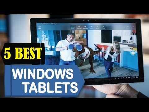 5 Best Windows Tablets 2018   Best Windows Tablets Reviews   Top 5 Windows Tablets