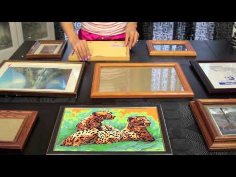 DIY Decor: Picture Frame Collage