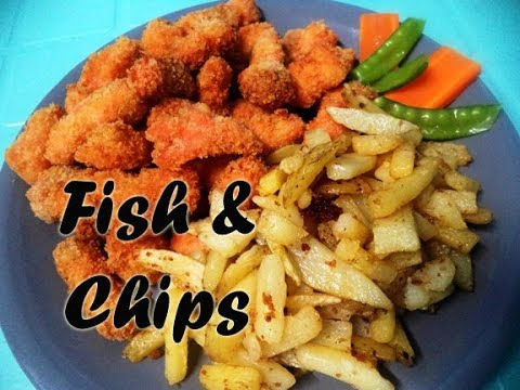 Fish and Chips (FISH FILLET)