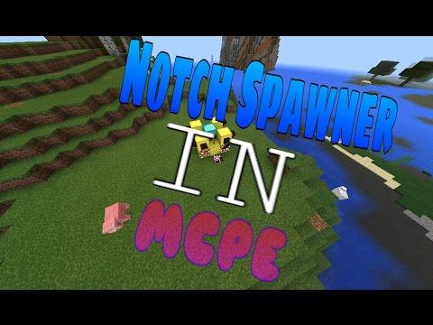 Spawn Notch No MOD!!  | REAL NOTCH WEAR DIAMOND ARMOR? | Best Spawner