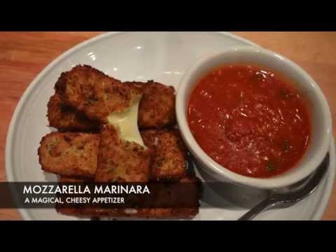 How we make Mozzarella Marinara Every Day