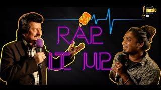 Pankaj Udaas Raps with MC TOD FOD | MMA | Live Rap | Mirchi Arjun