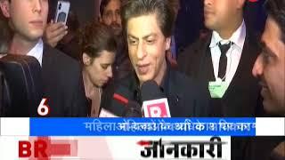 Breaking 20-20: Shah Rukh Khan honoured at World Economic Forum in Davos