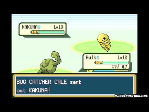 Pokemon Leaf Green (Nuzlocke) Part 4 - Abra GET