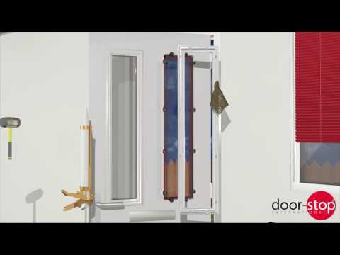 door-stop 'How To' video - how to change a glazing cassette