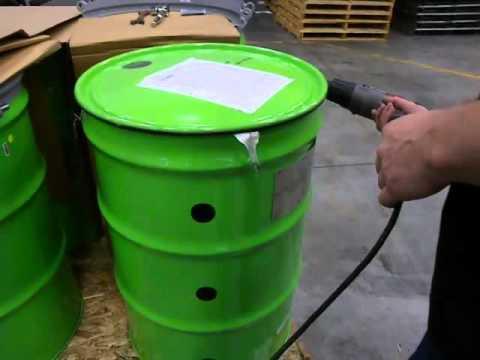 9979-AF Barrel Lid removal video 2