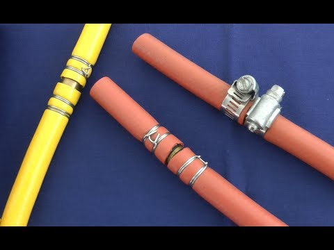 Making your own Hose Clamps for Experimental aircraft