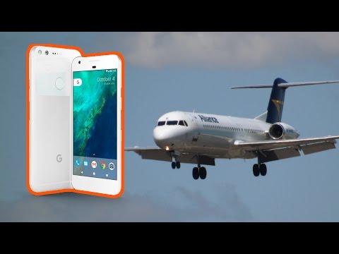 PARODY: Introducing Fokker 100, Plane By Fokker (Google Pixel Parody)