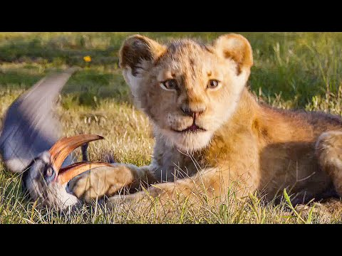 THE LION KING - 6 Minutes Clips + Trailers (2019)
