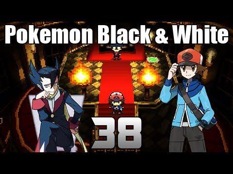 Pokémon Black & White - Episode 38 | Elite Four: Grimsley!