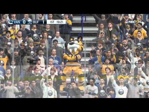 NHL® 16: Buffalo Sabres Updated Goal Horn