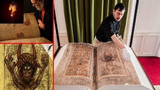 Was This Giant Book Written By The Devil?