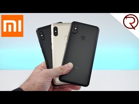 Should you buy the Redmi Note 5 or the Mi 6X? - Camera Comparison Included