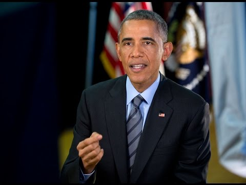 Weekly Address: Immigration Accountability Executive Action