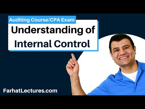 Obtain an Understanding and Document Internal Control | Auditing and Attestation | CPA Exam