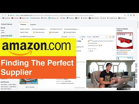 Amazon Product Suppliers - Finding The RIGHT Supplier