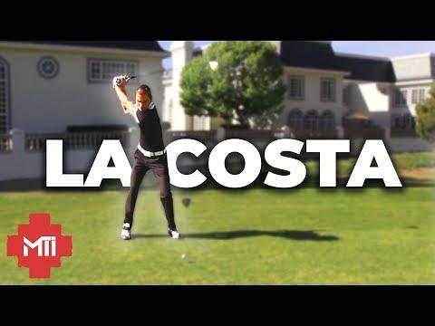 Golf Course Vlog La Costa Pt 2 PureSwingTv