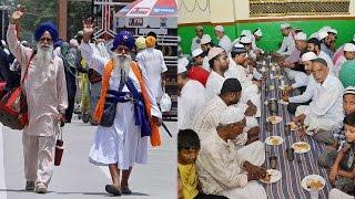 Sikh Gurudwara hosts Iftar for Muslims in Dubai