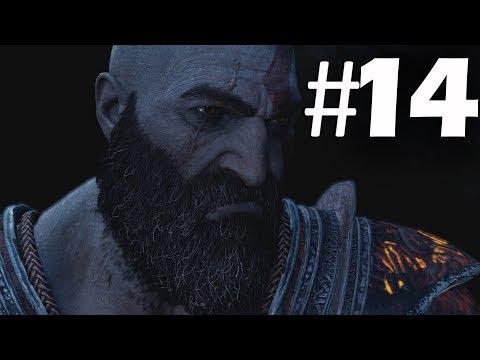 God of War (2018) Gameplay Walkthrough Part 14 - Athena - PS4 Pro 4K