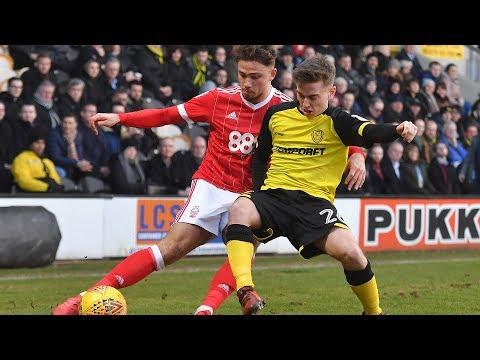 Highlights: Burton 0-0 Forest (17.02.18)