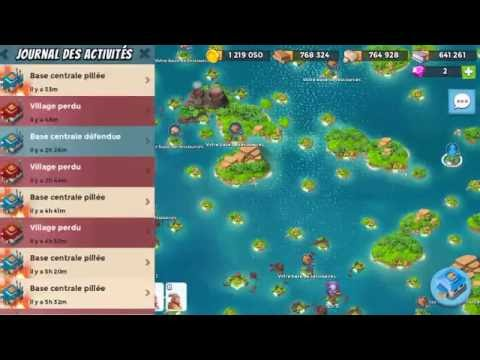 Boom beach-HZ strategy vs ice statues boost