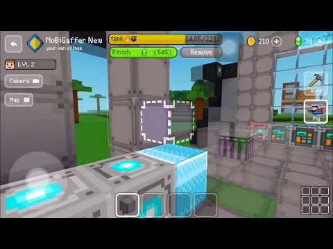 Block Craft 3D : Building Simulator Games For Free Gameplay #166 (iOS & Android) | Tank💣💥