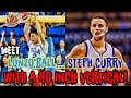 Meet Lonzo Ball Steph Curry With A 90 INCH VERTICAL