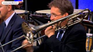 Full live concert here: http://ow.ly/YwKiY Subscribe to our channel for more videos http://ow.ly/ugONZ   Dmitri Shostakovich - Jazz Suite No. 2 - 5. Waltz II  Berliner Philharmoniker conducted by Riccardo Chailly  Recorded at the Berlin Waldbühne (Berlin, Germany), in 2011.  © MUSEEC/medici.tv    Like us on Facebook : https://www.facebook.com/medicitv   Follow us on Twitter : https://twitter.com/medicitv  Medici.tv is the first classical music digital channel, offering a catalogue of over 1 600 concerts, operas, ballets and documentaries in VOD, as well as 100 live concerts each year.