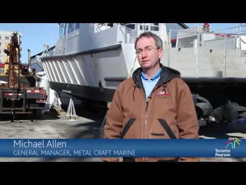 GTAA Economic Impact - Metalcraft Marine