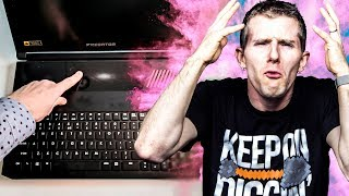 Bizarre Powerful Gaming Laptop - Acer Predator Triton 700