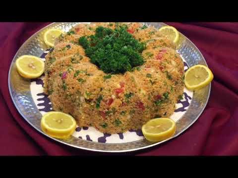 How to Make Turkish Kısır (Couscous)Recipe in Best Easy Way