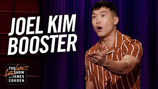 Download Joel Kim Booster Stand-Up Video