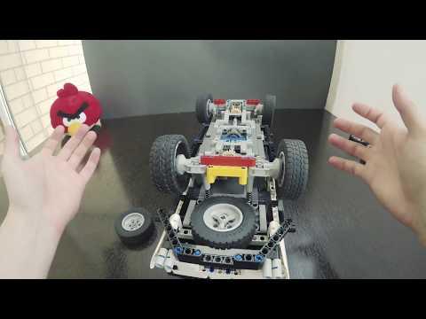 [ОбзорРазбор] Range Rover и RR Sport LEGO Technic