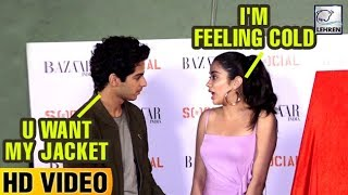 This Video Proves Why Ishaan Khatter Is Janhvi Kapoor