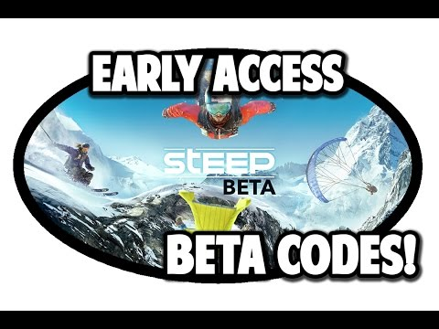 How to Get a Steep Beta Code!